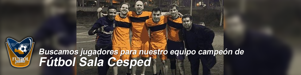 Equipo Sala Cesped